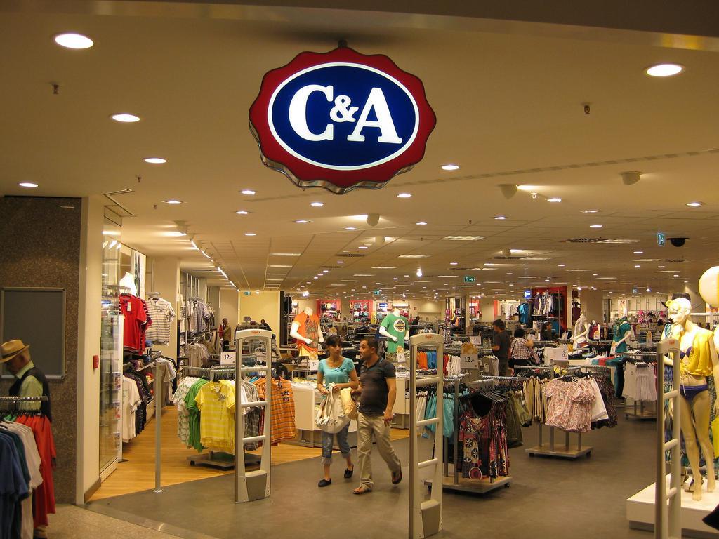 C&A Filiale